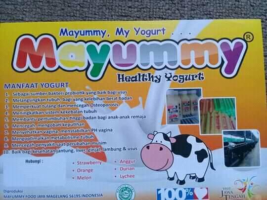 Image : Produksi Yogurt
